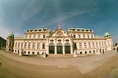 Belvedere. Vienna. Austria