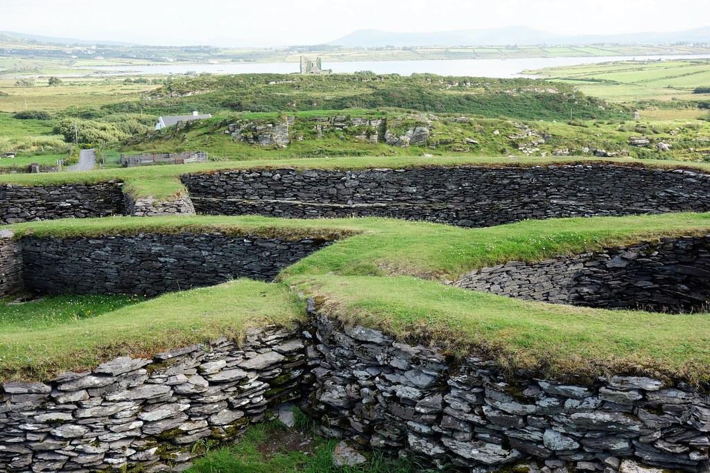 Leacanabuile Stone Fort, Ireland