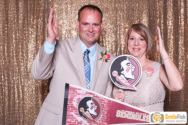 Jacksonville Beach Wedding Photo Booth Rental | Jax Bch Florida