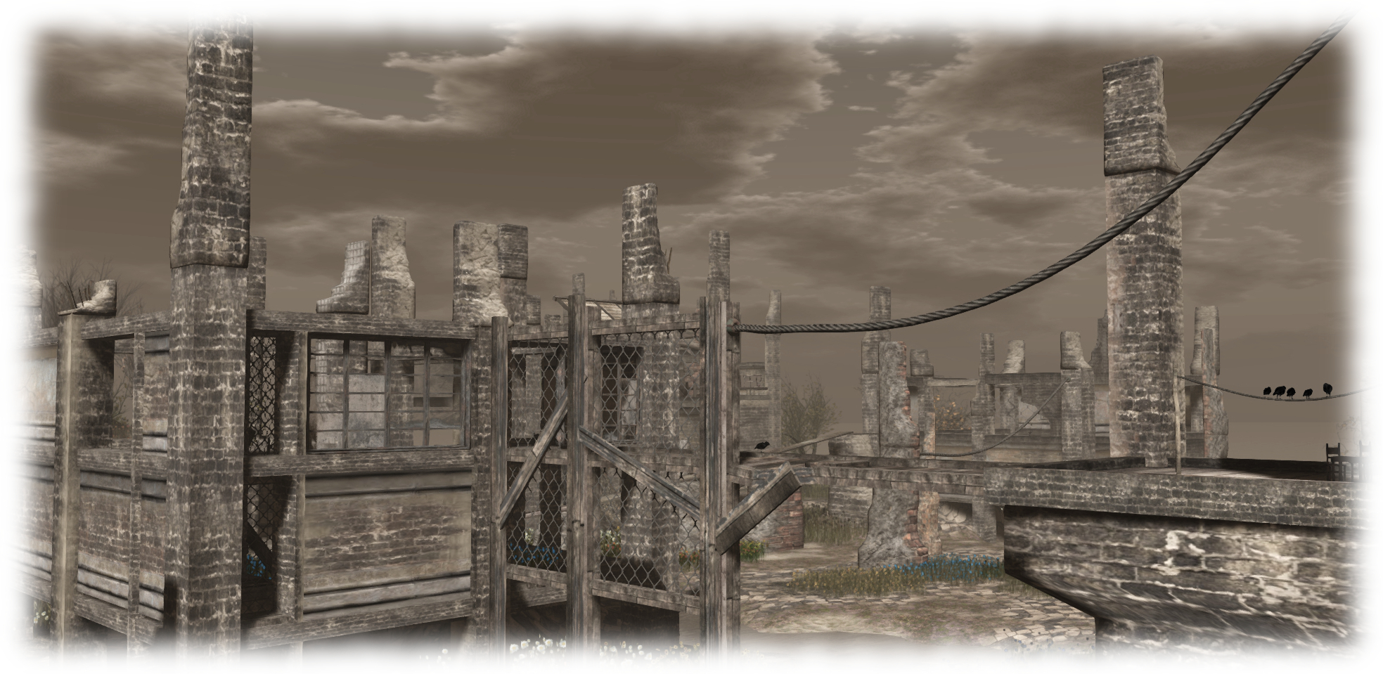 Ruins, Wondering Dew; Inara Pey, March 2015, on Flickr