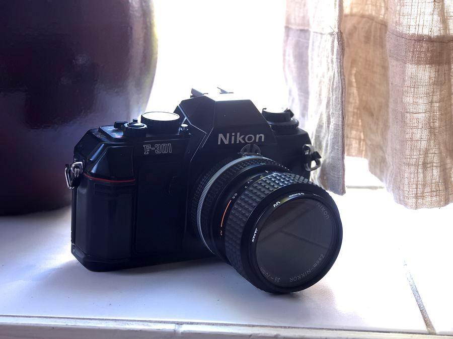 De Nikon F301, een ondergewaardeerd werkpaard
