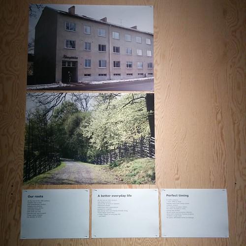 In a better Sweden #toronto #designexchange #ikea #financialdistrict #sweden