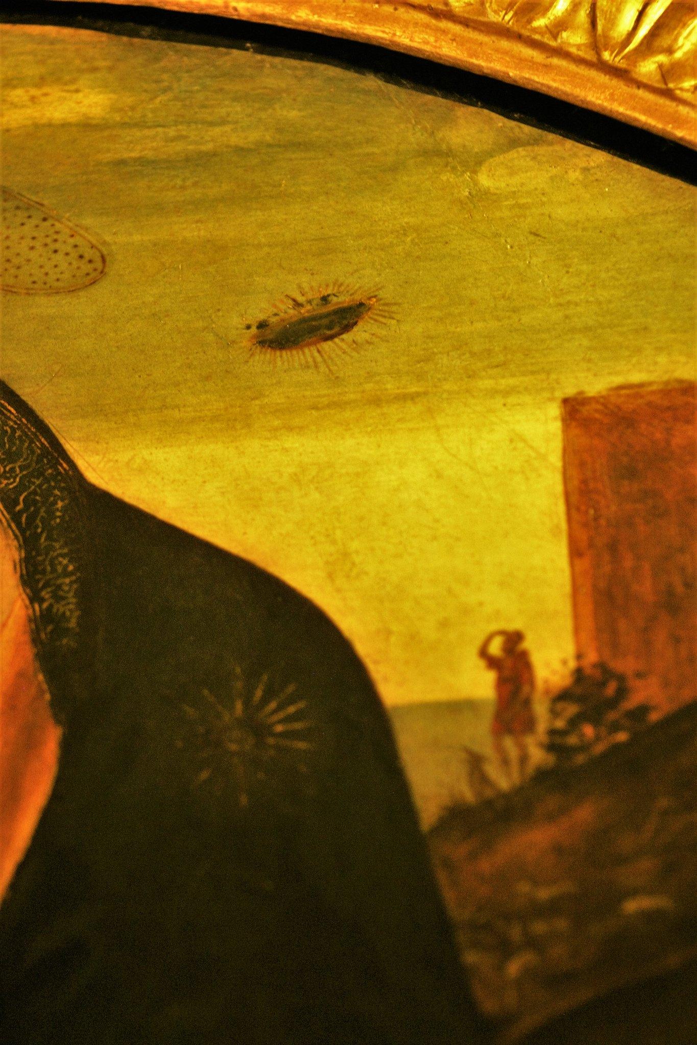 Madonna mit dem UFO2