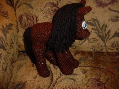 horsey hair