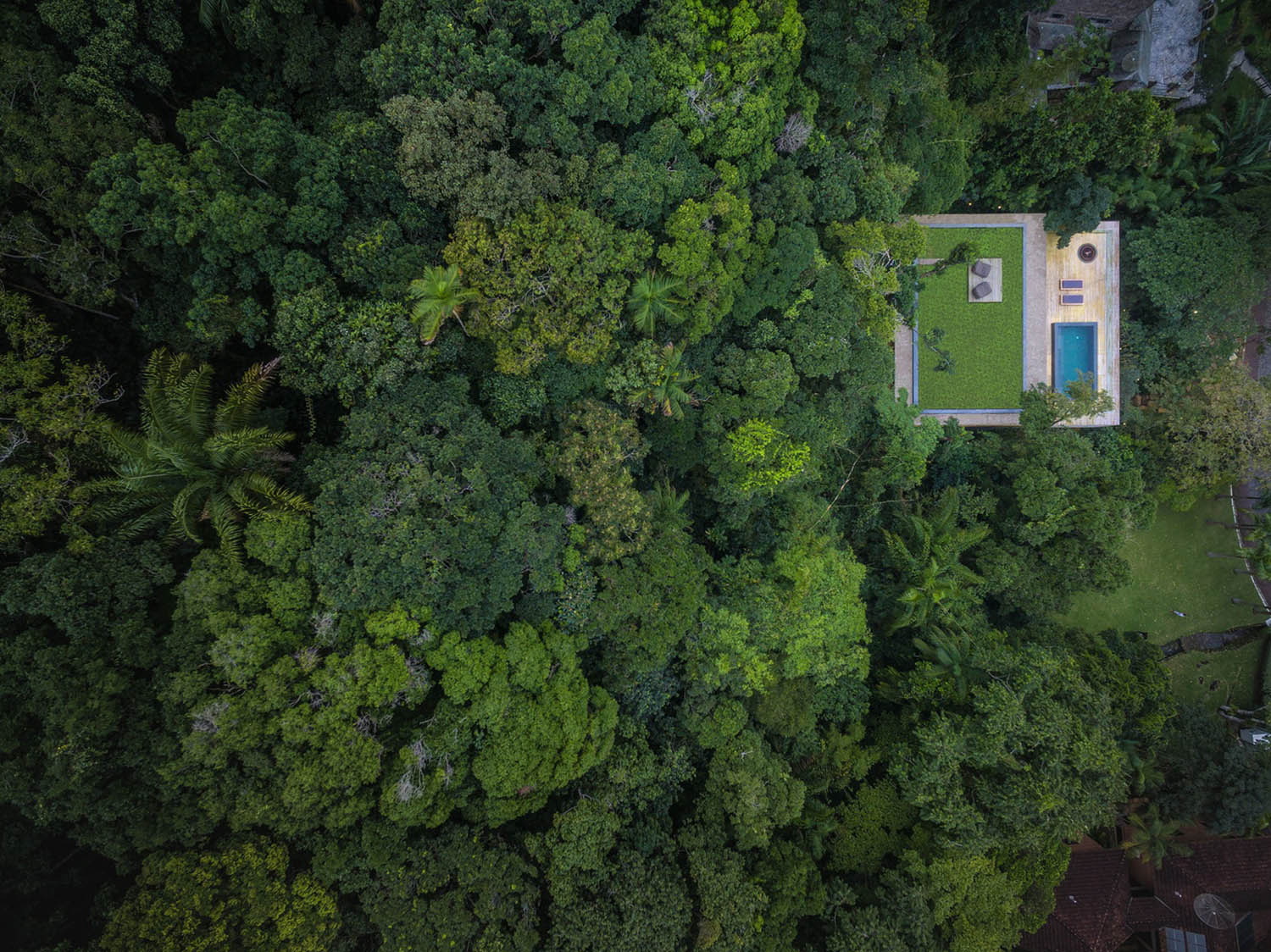 Jungle House design by Studio mk27 – Marcio Kogan + Samanta Cafardo