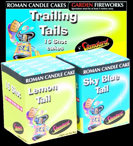 Trailing Tails by Standard Fireworks