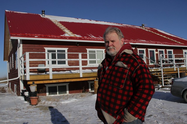 First to overwinter in the Craik Eco-Village