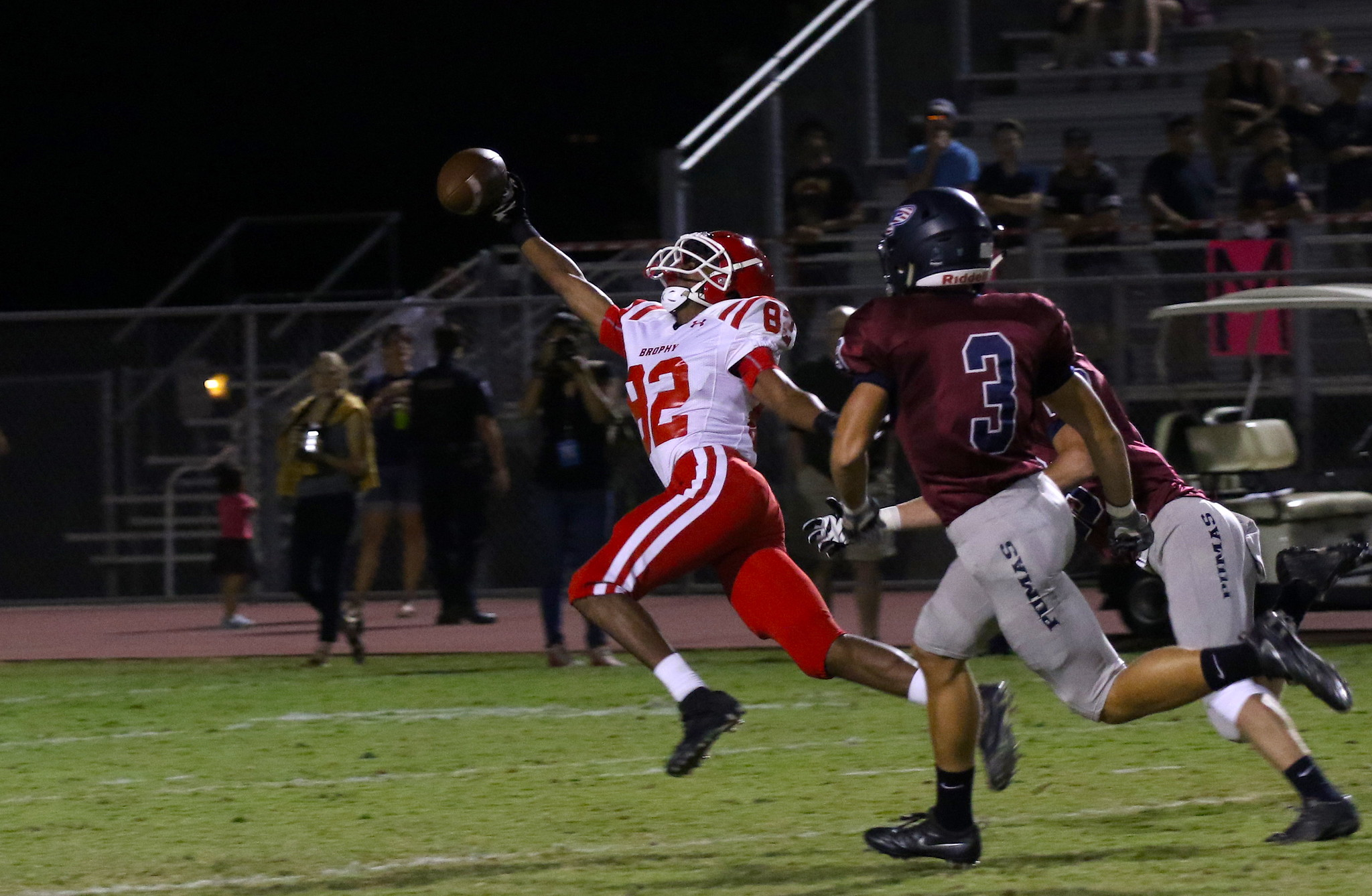 2016 Football vs Perry | The Roundup