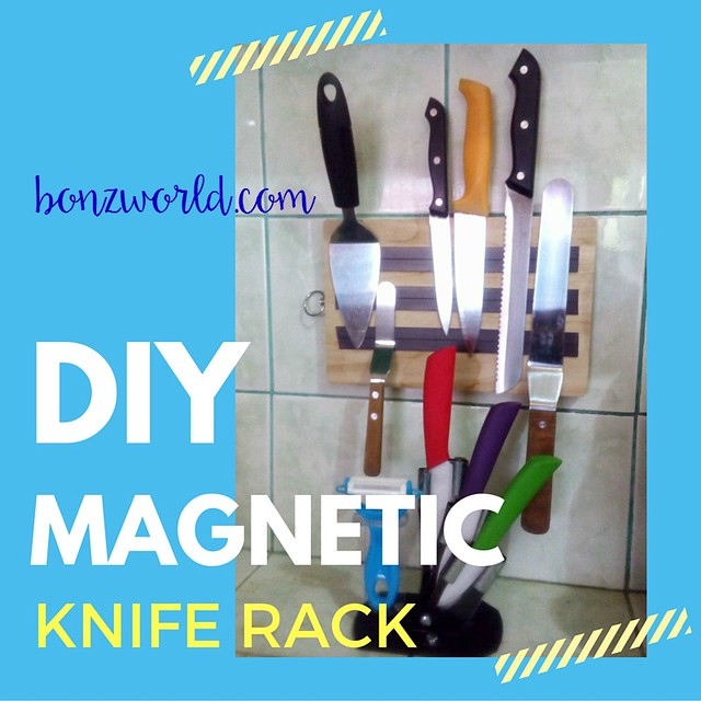 DIY Magnetic Rack Blog
