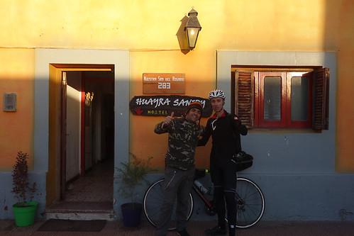 Mi hostel en Cafayate