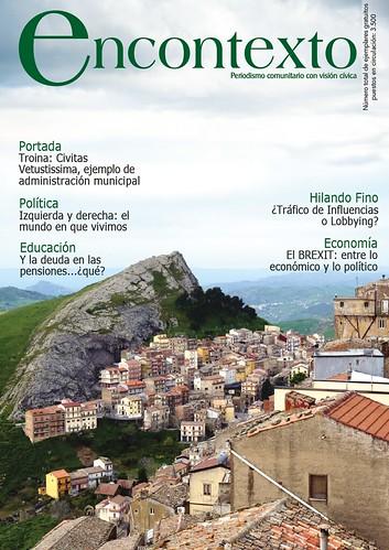 Portada ed 70 Revista Encontexto