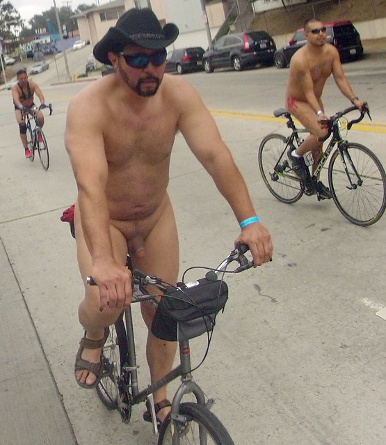LA World Naked Bike Ride (249)