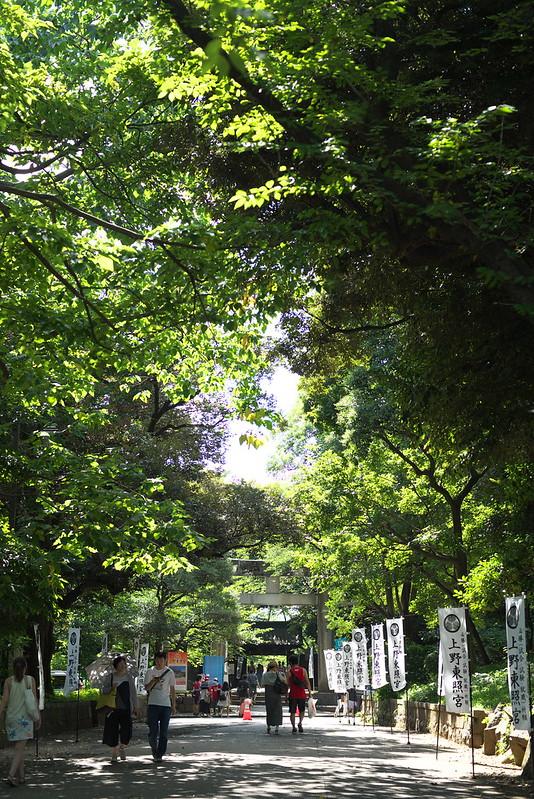 東京路地裏散歩 上野の夏 2016年8月7日