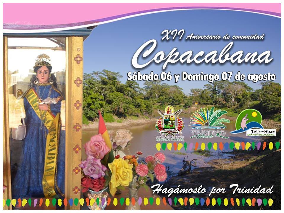 Aniversario Comunidad Copacabana