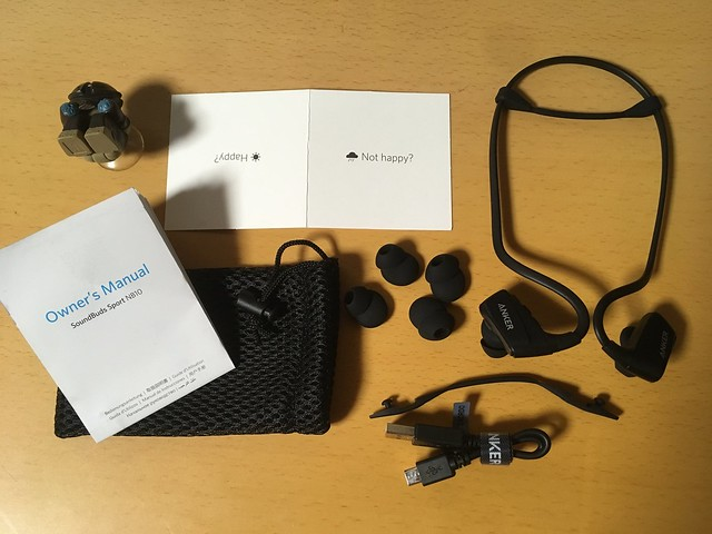 Anker SoundBuds Sports NB10