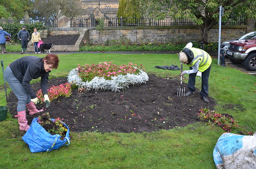 Church Green Maintenance Day Oct 16 (1)