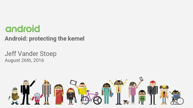 protecting the kernel
