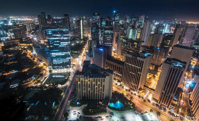 Makati - Metro Manila - Skyline
