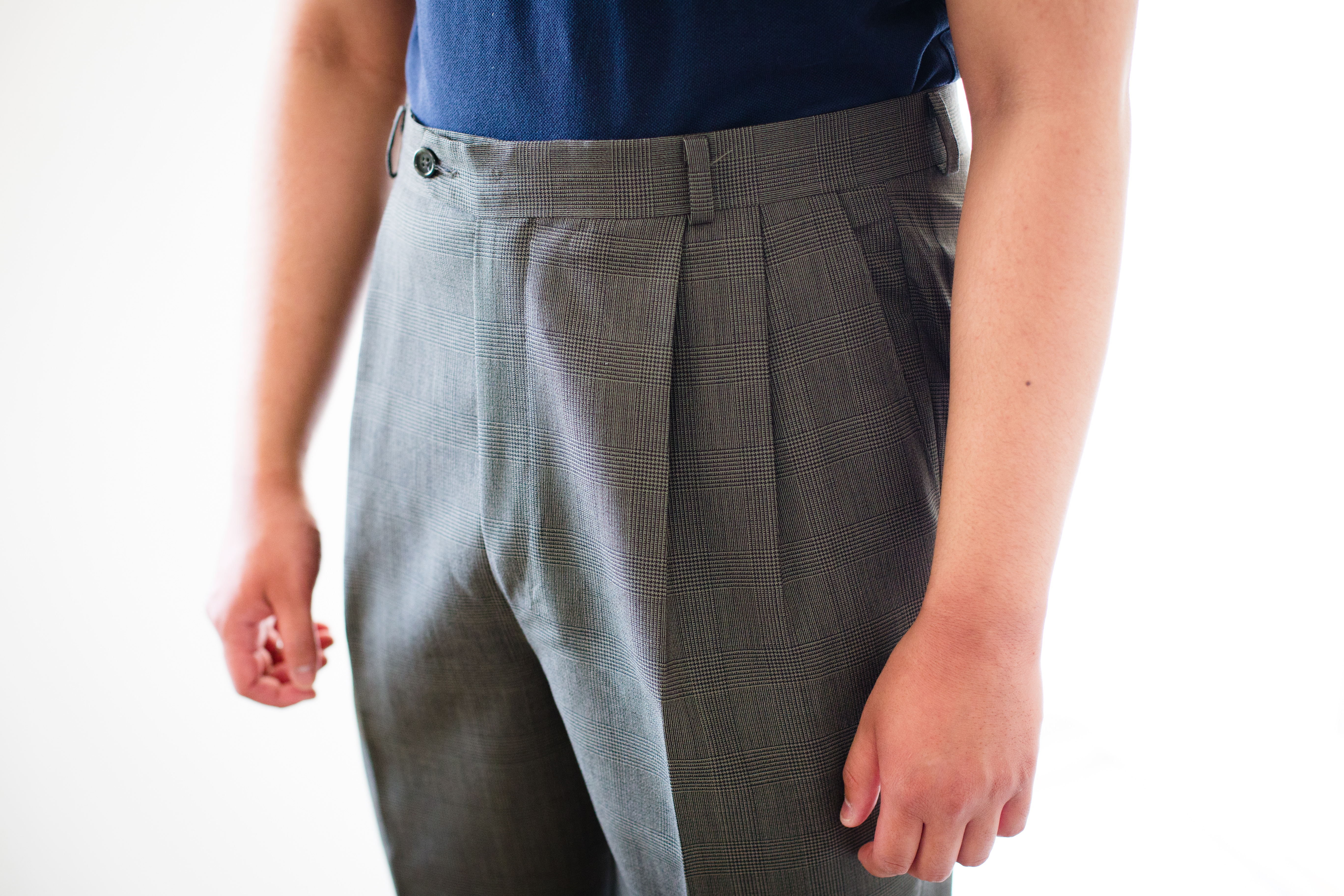 Can Pleated Pants Be Made Flat