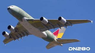 Asiana A380-861 msn 231