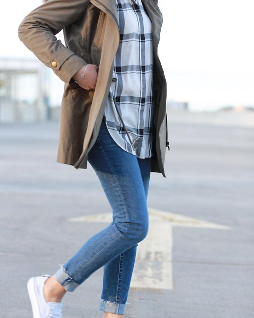 LOFT Fall Casual Outfit