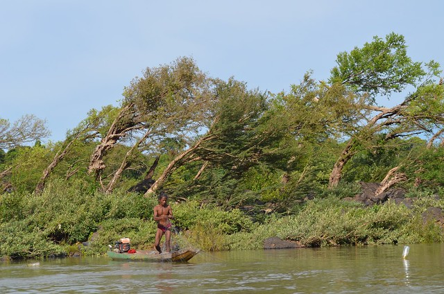 A Journey on the Mekong in Siphandone
