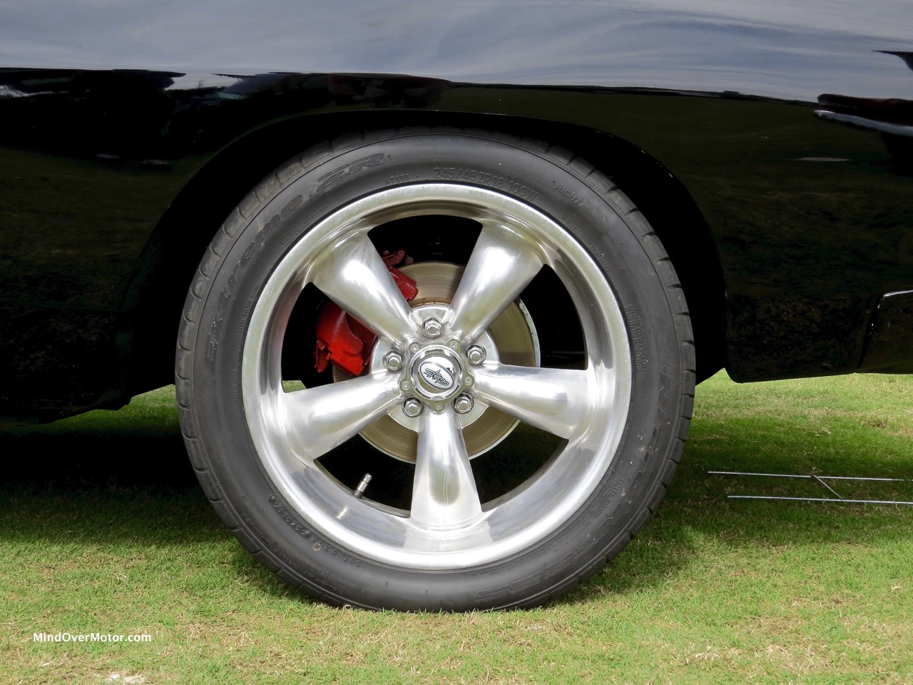 Fast and Furious Charger Wheel