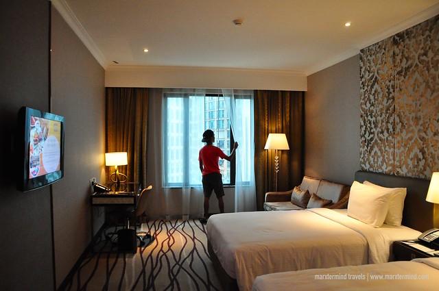 A Quick Staycation in Dorsett Kuala Lumpur
