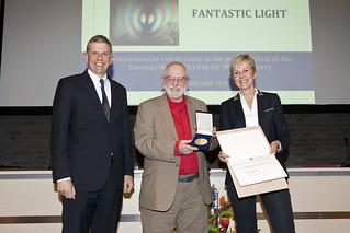 Lorentz Medaille 2014