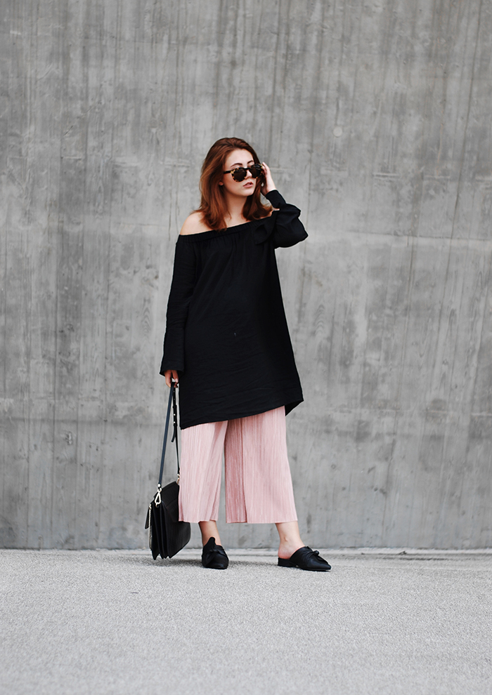Rose-culottes-off-shoulder-dress-9