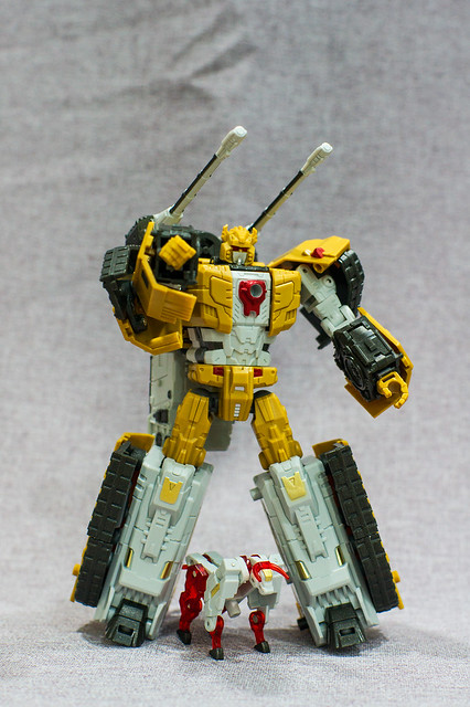 Thanatos Pose 2