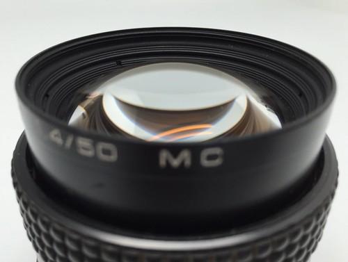 Prakticar PENTACON Lens