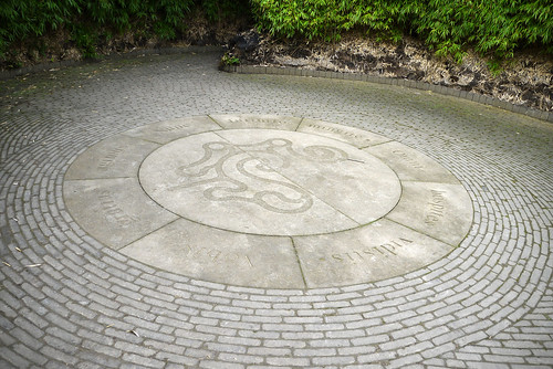 Centre of the Labyrinth