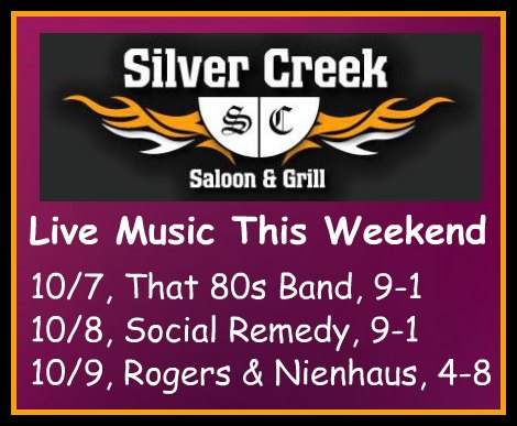 Silver Creek 10-7-16
