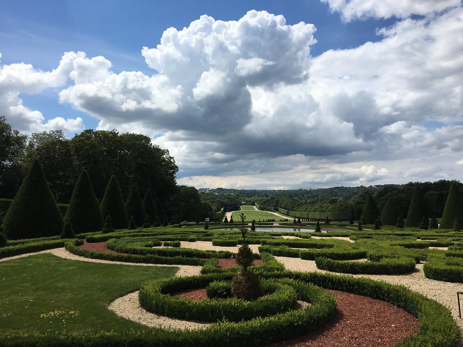 Parc et château de Sceaux