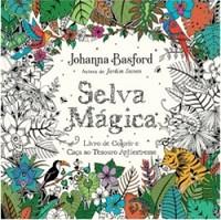 3 - Selva Mágica - Jahanna Basford