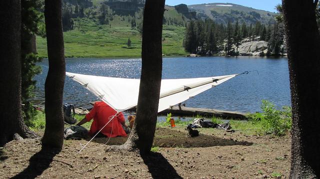 Showers Lake Hike