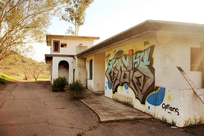 Champagne Ranch House