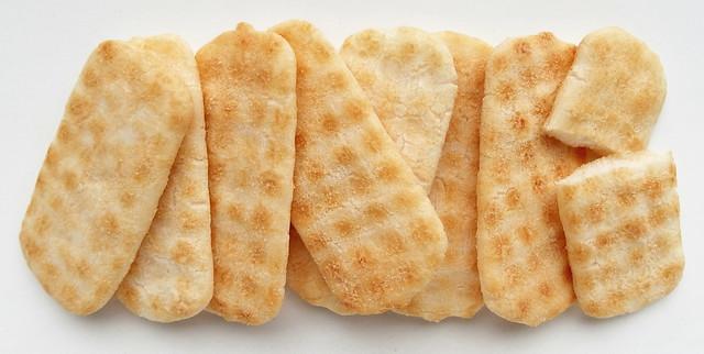 Rijst crackers