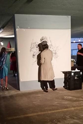 RWB Barre After Hours Live Art