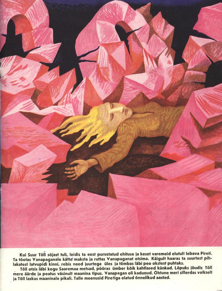 Tõll the Great - Page 12 - Written by Rein Raamat, Illustrated by Jüri Arrak, 1982