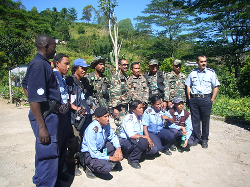 Dialogue process in Timor Leste, 2007 - 2009