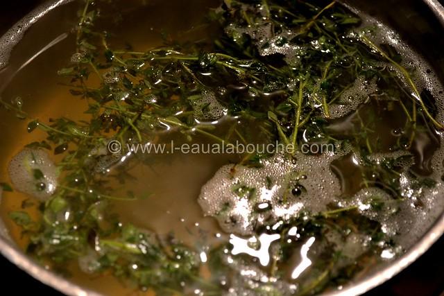 Infusion au Thym, Citron & Miel  © Ana Luthi  Tous droits réservés 005