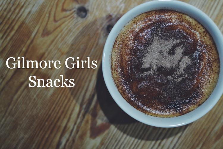 girlmore girls snacks