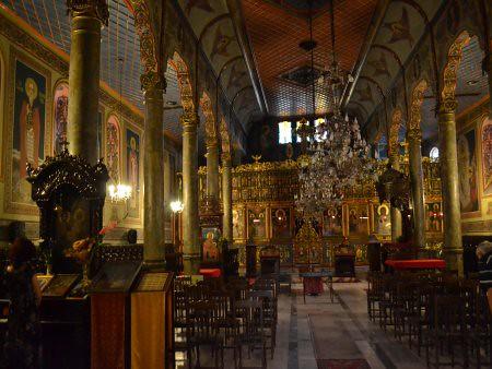 catedrala sveta troita obiective turistice ruse 6