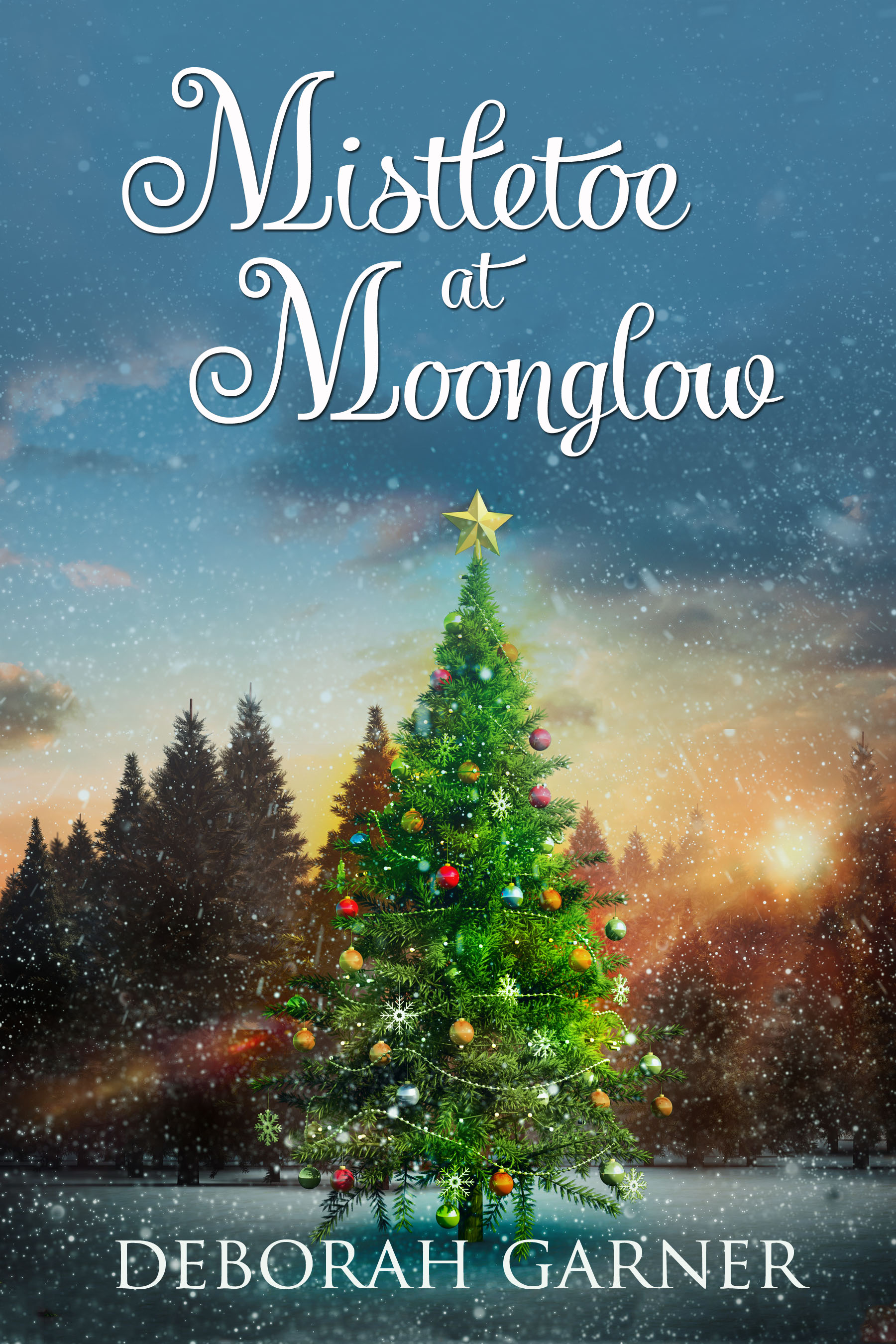 Mistletoe at Moonglow by Deborah Garner