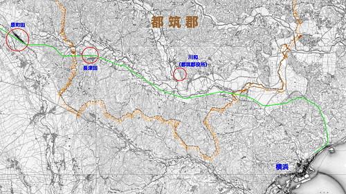 鉄道忌避伝説 横浜線