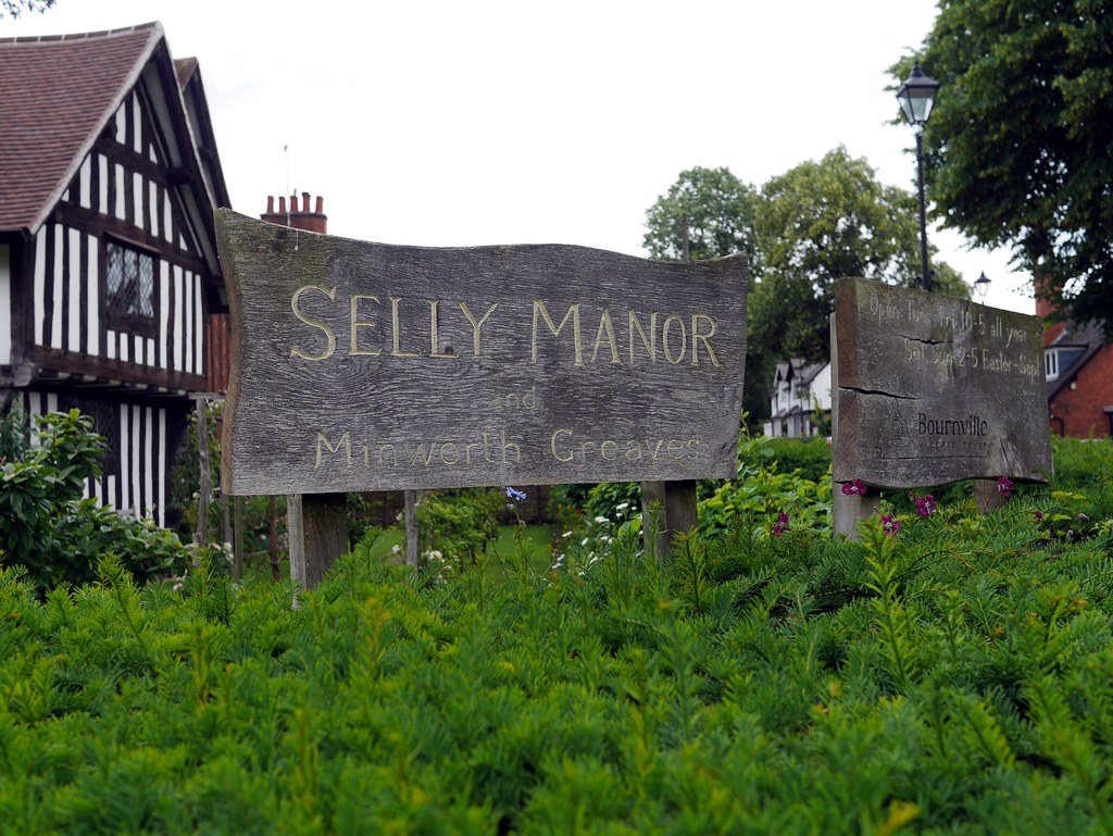 NGS - Bourneville Gardens Open Day - 1 - Selly Manor