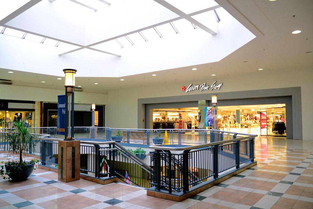 Carson's atrium