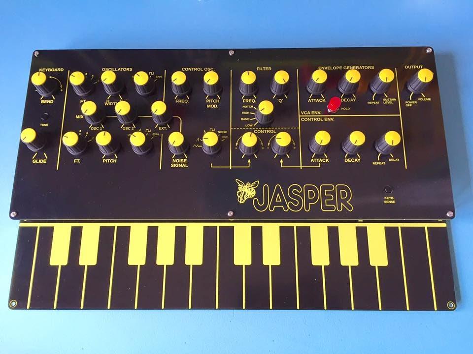 Korg Forums :: View topic - JASPER - DIY Wasp Clone Kit